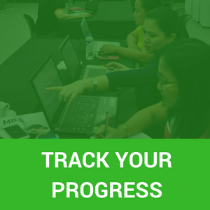 Track your progress